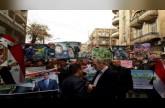 مليشيات سليماني وحزب الله يحتفلون في دمشق مع الراقصات