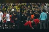 كأس تركيا: إصابة مدرب بشيكتاش خلال الدربي امام فنربغشة