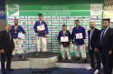 26 ميدالية للبنان في بطولة العرب للسامبو والكوراش
