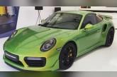 بورشة 911 GT3 Touring تنطلق بلون جديد