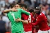 يونايتد يهزم توتنهام ويتأهل إلى نهائي كأس انكلترا