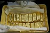 هبوط أسعار الذهب مع تراجع المخاوف الجيوسياسية