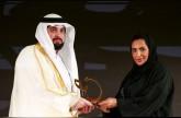 أحمد بن محمد يكرم الفائزين في الدورة الرابعة لجائزة اللغة العربية