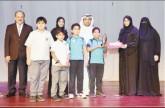 راشد الشرقي يشهد ختام مهرجان الفجيرة للمسرح المدرسي