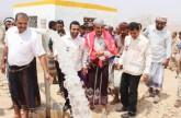 الإمارات تفتتح مشروع مياه بمديرية ميفعة في شبوة