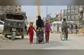 قوات حكومية سورية تدخل الضمير قرب دمشق بعد اجلاء فصيل جيش الاسلام