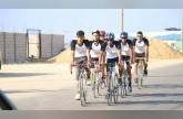 رصاصة إسرائيلية تحرم دراجاً فلسطينياً من الألعاب الآسيوية