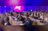 وفد من وزارة الدفاع والقيادة العامة للقوات المسلحة يشارك بمؤتمر موسكو للأمن الدولي