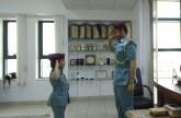 شرطة عجمان تحقق أُمنيتَي طفلين