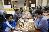بطولة الشارقة ماسترز للشطرنج تدخل مراحلها الحاسمة