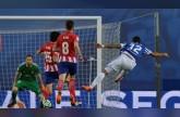الدوري الإسباني: سوسييداد يهزم أتلتيكو ويقرب برشلونة من اللقب