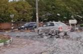 أمطار غزيرة ومتوسطة على الفجيرة والعين