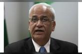 صائب عريقات: نقل السفارة الأميركية الى القدس تدمير لخيار الدولتين