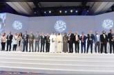 محمد بن راشد يكرّم الفائزين بجائزة الصحافة العربية