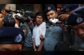 الشرطة البورمية أمرت بالايقاع بصحافيي رويترز