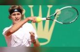 مونتي كارلو: ألكسندر زفيريف يعاني مجددا قبل بلوغ ربع النهائي