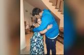 فيديو وصور  أكرم حسني يحقق حلم طفلة حلمت بمقابلته