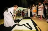 استرخاء بالماندالا وتشكيل بالأوريجامي في فنون العالم دبي