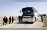 سوريا: مسلحو جيش الإسلام وعائلاتهم يغادرون الضُمير