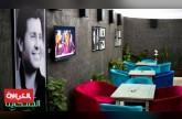 علّي الضحكاية.. هاني شاكر يفتتح مقهى باسم أشهر أغانيه