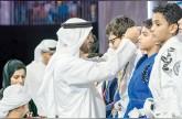 الهاشمي: الزيارة رسالة ترحيب بضيوف الإمارات