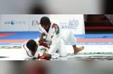 انطلاق منافسات بطولة أبوظبي العالمية لمحترفي الجوجيتسو