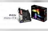 لوحة BIOSTAR RACING X470GTN تطلق بحجم Mini-ITX لعشاق الحجم الصغير