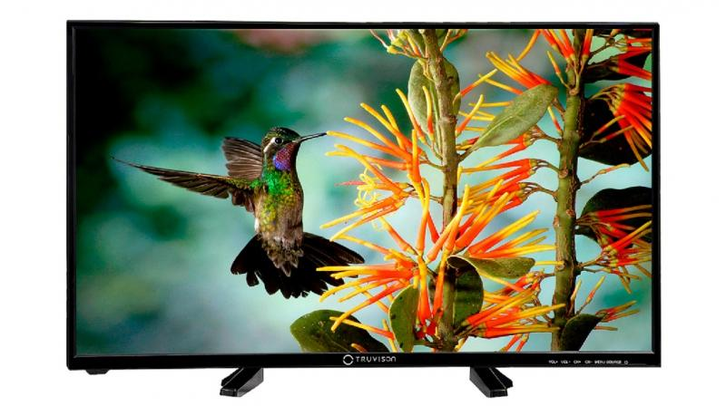 Truvison's new 32-inch Full HD LED TV unveiled - Dotemirates