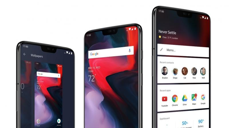 OnePlus 6 launches in India, starts at Rs 34,999