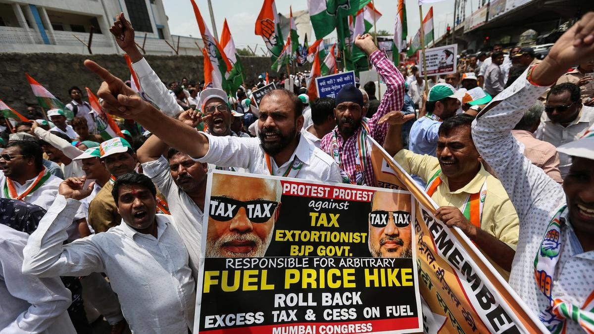 Rising fuel costs are a jeopardy for Indian businesses  - Dotemirates
