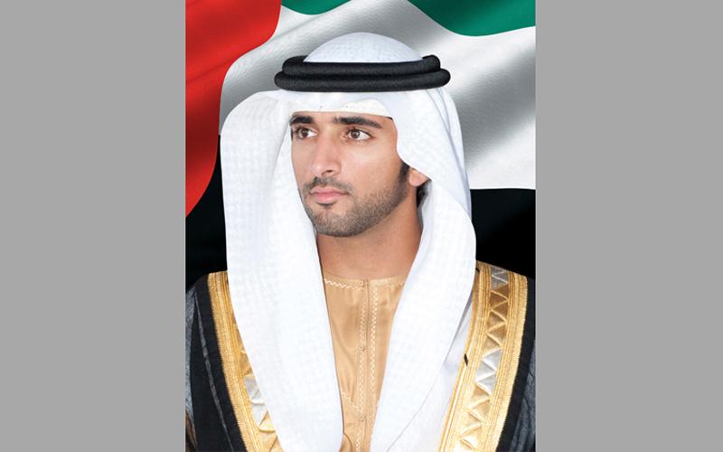 حمدان بن محمد يعتمد الهيكل التنظيمي لهيئة الصحة في دبي - دوت امارات