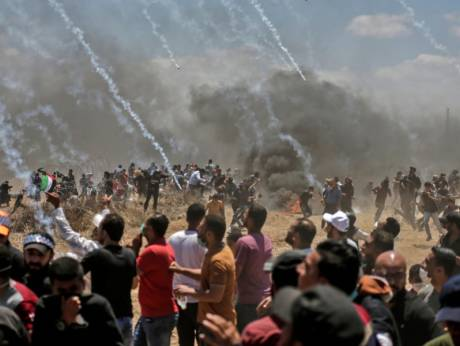 Why Palestinian defiance unnerves Israel - Dotemirates