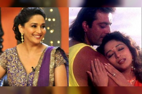 Madhuri Dixit-Nene learned to break through stereotyped characters after doing Saajan