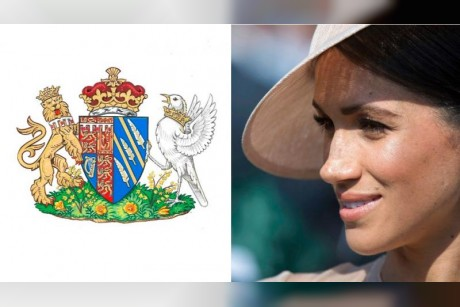 Coat of Arms for new Duchess of Sussex revealed