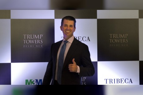 Donald Trump Jr. claims conservative shadow ban on Instagram