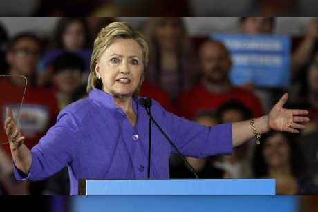 If you could run any company right now ... ? 'Facebook,' says Hillary Clinton
