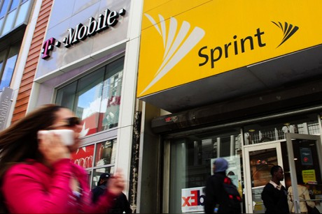 T-Mobile and Sprint continue to upgrade their own networks despite merger plan