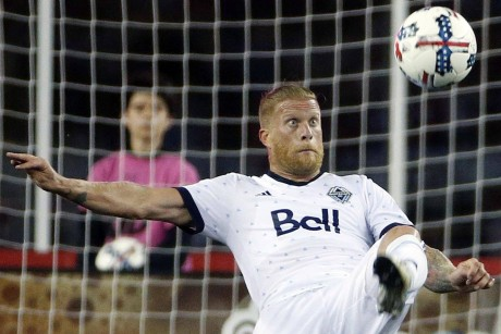 Canadian roots have Whitecaps defender de Jong feeling right at home in Vancouver