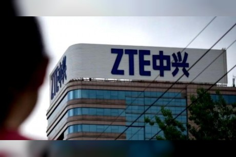 Trump administration reaches deal to save Chinas ZTE
