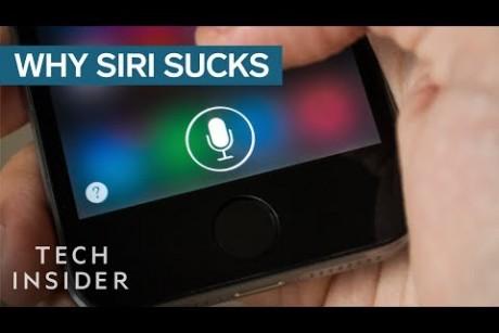Why Siri Still Sucks