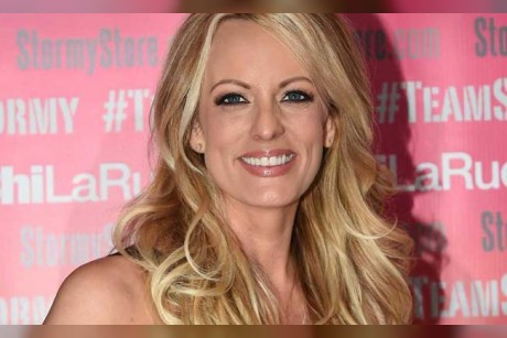 Dont Be Alone: Stormy Daniels Told Adult Film Star About Donald Trump Threat
