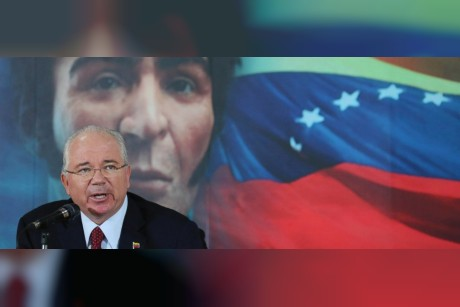 Venezuelas ex-oil czar sees economic collapse accelerating