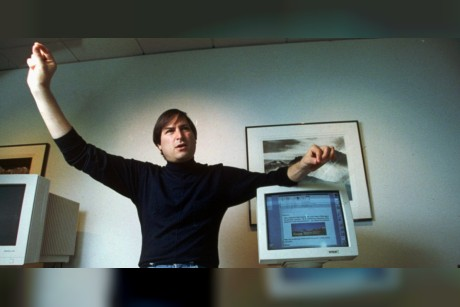 Watch a recently rediscovered Steve Jobs lecture where he talks about leaving Apple and what hes learned about management