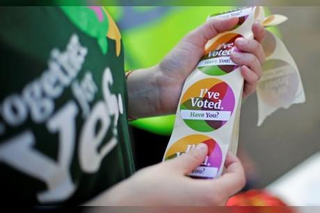 Ireland set to end abortion ban in landslide vote: Exit polls