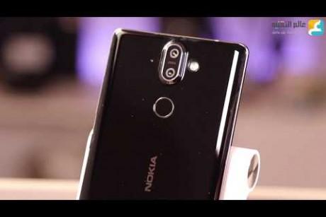 مراجعة هاتف Nokia 8 Sirocco