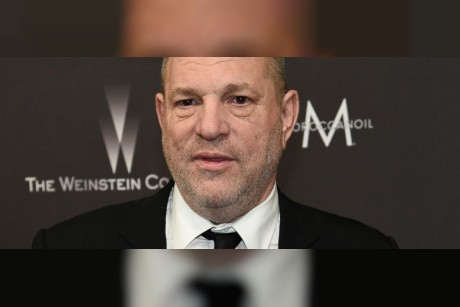 Harvey Weinstein arrives to surrender in sex assault probe