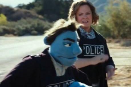 'Sesame Street' sues over Melissa McCarthy puppet movie