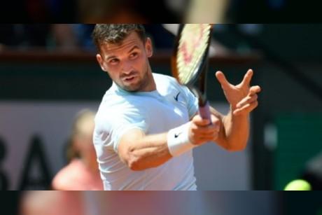 بطولة فرنسا المفتوحة: ديميتروف الى الدور الثاني على حساب المصري صفوت
