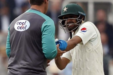 Pakistans Babar Azam Out Of England Series With Broken Arm
