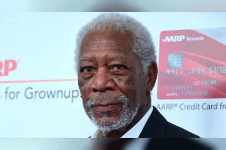 Actor Morgan Freeman apologizes after accusations